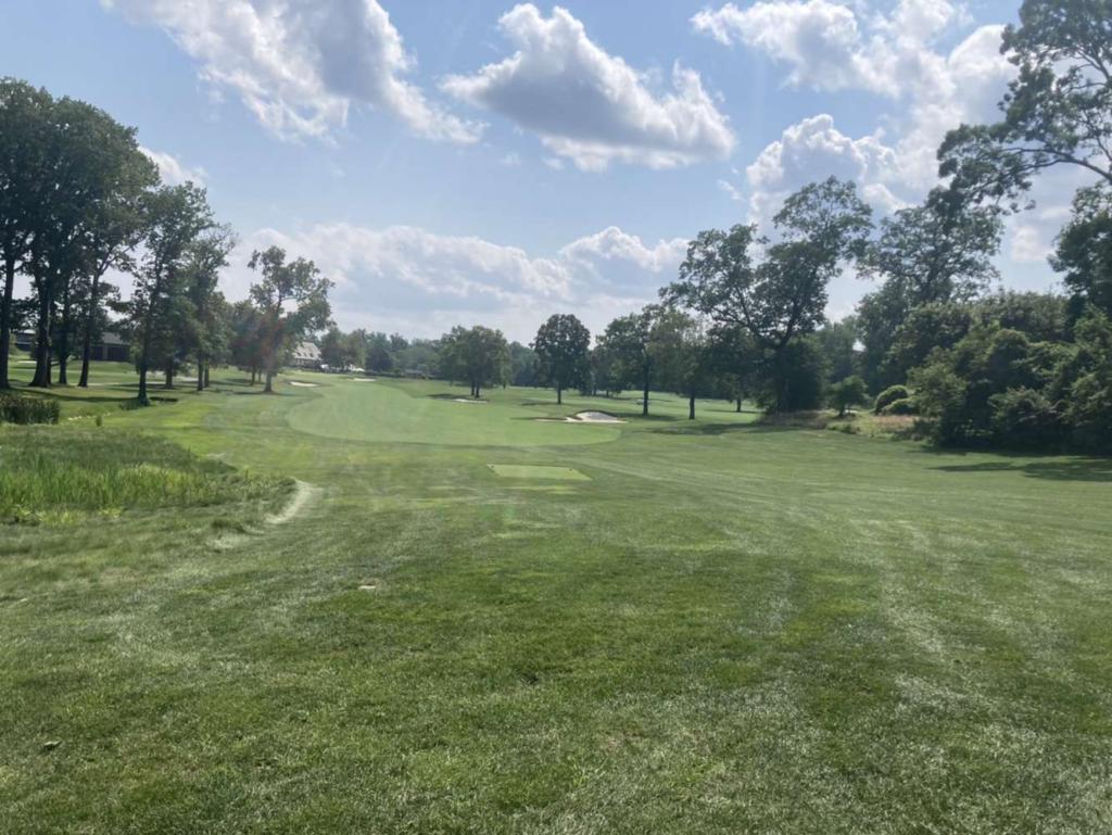 Quaker Ridge golf course